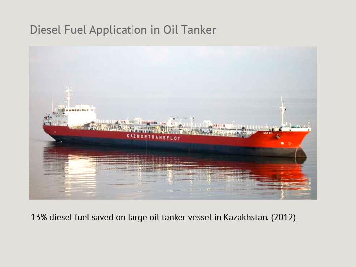 Diesel Fuel Oil Tanker